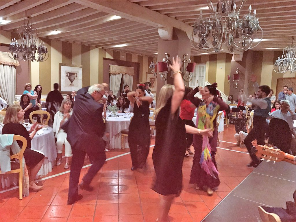 18. Flamenco Show at Gala Dinner copia